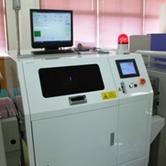 レーザー印字機